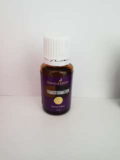 Transformation young living 15ml brand new