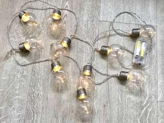 Fairy lights (TYPO)