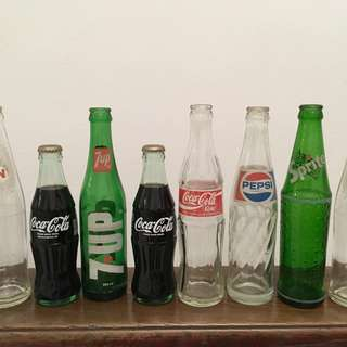 Collectibles Old Design Bottles