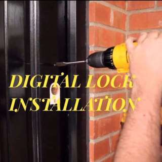 Professional Digital Lock Installer