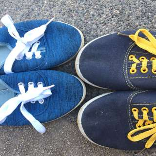 TAKE TWO KOREAN SHOES FOR ONLY 200 PESOS