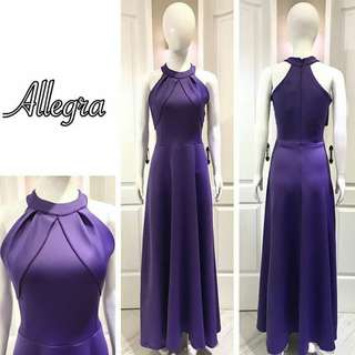 Long Dress (Allegra)