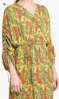 Lubna Drawstring Dress