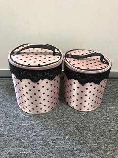 Make Up / Cosmetic Pouch In 2 Sizes for Clearance Sale