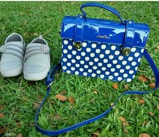 Sling Bag Impor JustStar