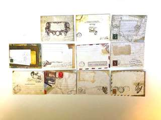 古式小信封(11個)