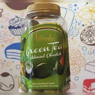 Alfredo green tea