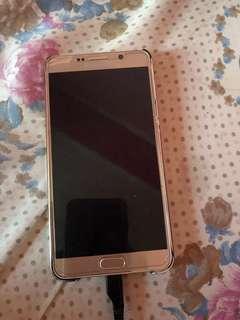 Samsung Note 5 pre-loved