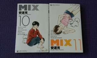 MIX 10.11 安達充 天下出版