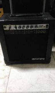 Zoom Fire 15 Amplifier