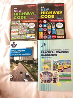 🚚 Driving Theory Books