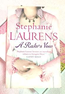 Stephanie Laurens - A Rake's Vow
