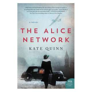 (EBOOK) The Alice Network by Kate Quinn