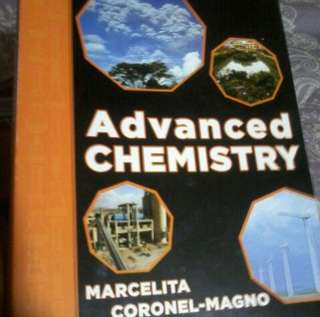 Advance Chemistry for Senior High
