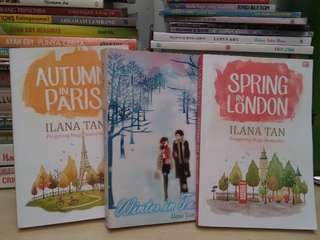 Paket Ilana Tan