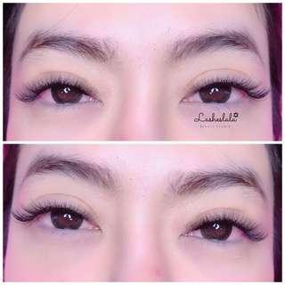 [ Lasheslala] eyelashes Extensions