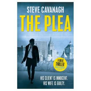 (EBOOK) The Plea (Eddie Flynn, #2) by Steve Cavanagh