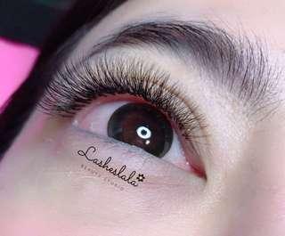 [ Lasheslala ] Eyelashes Extensions
