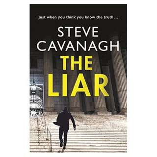 (EBOOK) The Liar (Eddie Flynn #3) by Steve Cavanagh