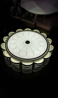 [Clearing stock sale] 12w led ceiling light for walkway, entrance balcony