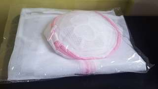 Laundry bag 3 in 1, fine mesh