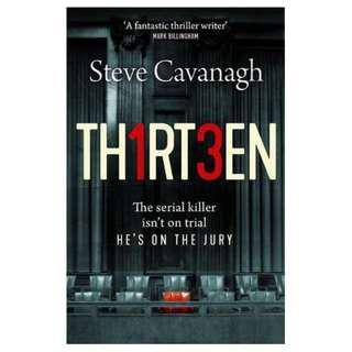 (EBOOK) Thirteen (Eddie Flynn #4) by Steve Cavanagh