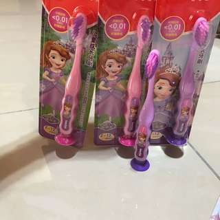 Princess sofia toothbrush