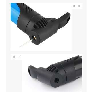 High-strength Plastic Bicycle Air Pump