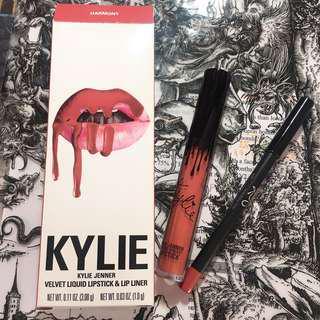 Kylie Velvet lipkit - Harmony