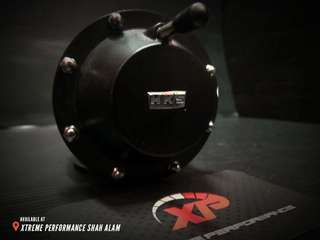 Blow off sqv 2 non adjustable bov black color