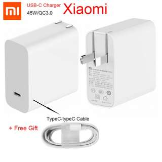 Xiaomi 45W USB-C power adapter