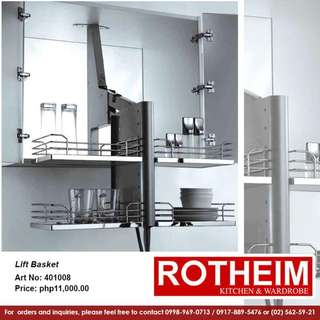 Rotheim Lift Basket