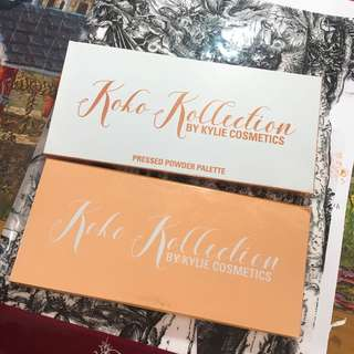 Kylie Koko Collection Face Palette