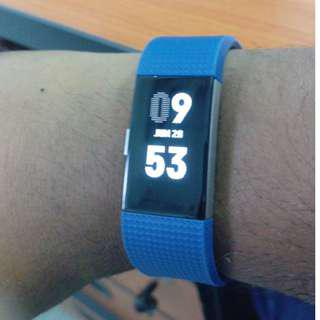 Pre Owned FitBit Charge 2(less than 4months old)