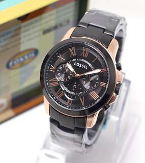 Fossil Date Chrono