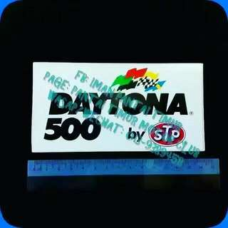 STICKER DAYTONA... ~Original ~Rm20