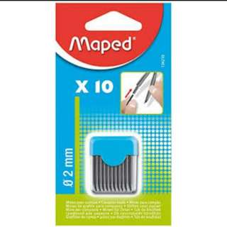 Maped Compass Lead *10