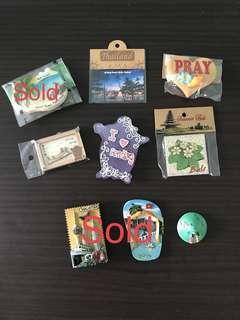 Southeast Asia Fridge Magnets