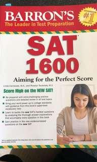 SAT 1600