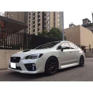 <小馬愛車> 2016 Subaru WRX 2.0 白