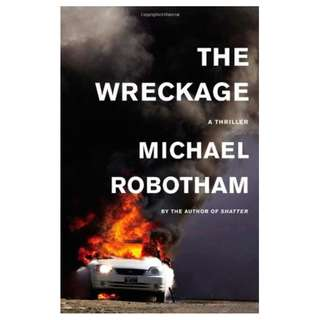 (EBOOK)  The Wreckage (Joseph O'Loughlin, #5) by Michael Robotham