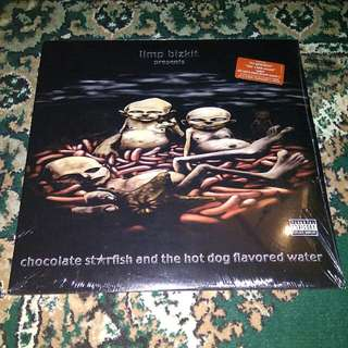 "Limp Bizkit ""Chocolate Starfish"" Vinyl LP Record"