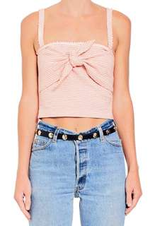 Bec & bridge peaches and cream top