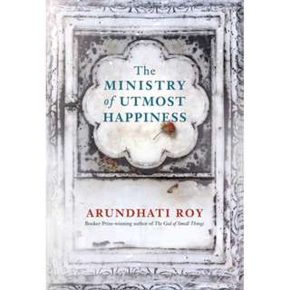 (EBOOK) The Ministry of Utmost Happiness by Arundhati Roy