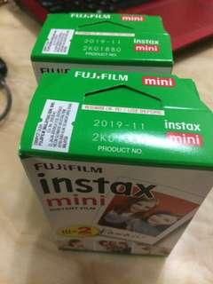 🆕Instax Mini Film 20pcs