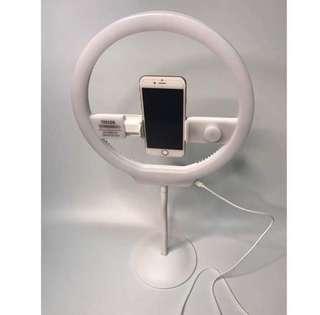 Portable LED miror