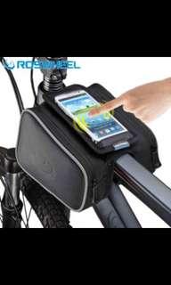 Tas sepeda roswhell anti air dgn case handphone