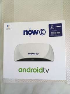 Now E Android Box