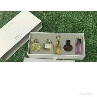 Set parfum Dior