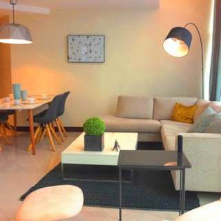 2 Bedroom Unit for One Central